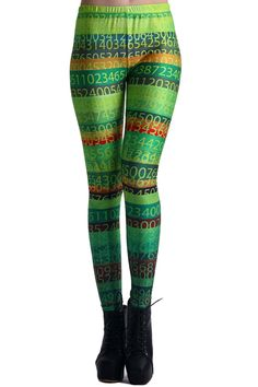 Striped Digital Print Leggings. Description These Leggings have been crafted from elastic fabric design, featuring striped digital design, elastic waist and all in soft-touch fabric. Fabric Dacron and Spandex. Washing 40 degree machine wash , low iron. #Romwe