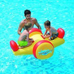 Balance Living® Inflatable See-Saw Float Pool Toy Balance... https://www.amazon.com/dp/B01DCO580W/ref=cm_sw_r_pi_dp_x_.Gv7xbVFR7ZZ0