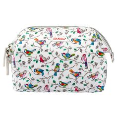 Little Birds Cosmetic Bag Things To Buy, Stuff To Buy, Cath Kidston, Little Birds, Wash Bags, Bag Organization, Large Bags, My Bags, Purses And Handbags