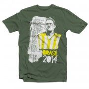 Camiseta Garrincha