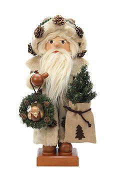 Nutcracker Santa Claus rustic - 46,5cm / 18 inch - Limited Edition