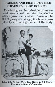 trailer-cycle 1935 - Google Search