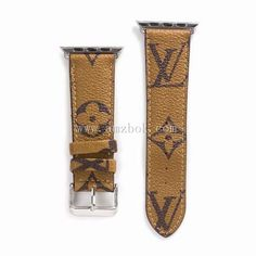 Classic Luxury Leather Apple Watch Band Gucci Apple Watch Band, Apple Watch Nike, Apple Watch Bands, Leather Wristbands, Leather Watch Bands, Watches For Men, Wrist Watches, Popular Watches, Rolex Watches