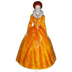 Royal Doulton Queen Elizabeth I HN 5704 : Ellie's Treasure Shop | Ruby Lane