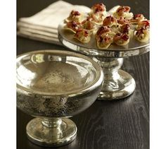 Pottery Barn candy dish - I already have something similar - like the candy corn in something a little more fancy