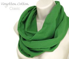 Shoply.com -Infinity Scarf Irish Green. Only $20.00