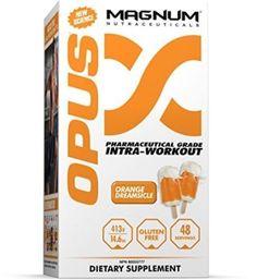 Magnum Nutraceuticals Opus (Orange Dreamsicle) - Pharmaceutical Grade #MagnumNutraceuticals