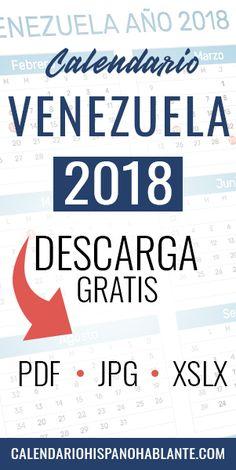 22 Ideas De Calendario Año 2018 Calendario Imprimir Sobres Calendario Para Imprimir