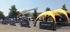 Continental Tires   Event Marketing Series   Evo Canopy Inflatable Tents  http://www.evocanopy.com/eventseries/