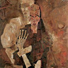 Egon Schiele, Richard Gerstl