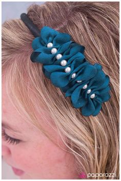 Down the Primrose Path headband. Only $5! Paparazzi Accessories Independent Consultant 24537 Robyn Swensen