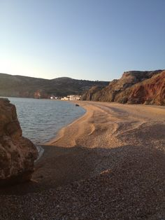 Paleochori beach Nice Place, Greek Islands, Greece, Camping, River, Landscape, Beach, Places, Outdoor