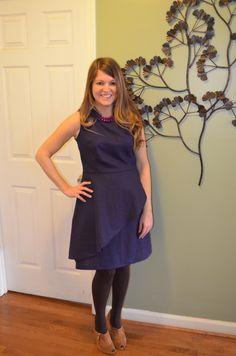 Truffle Dress in Linen