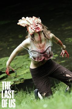 Clicker Cosplay (Last Of Us) - by hazenhyte