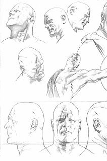 Alex Ross Earth X Sketchbook Comic Book Artists, Comic Artist, Comic Books Art, Alex Ross, Drawing Superheroes, Artist Sketchbook, Manga Drawing, Illustrations And Posters, Art Sketches