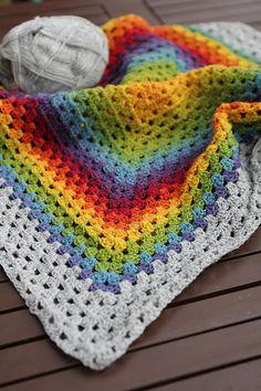 crocheting with kauni