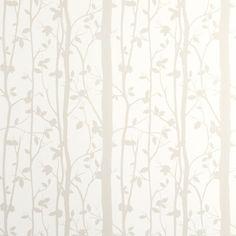 Cottonwood White - Behang - Interieur - Interieur - Laura Ashley