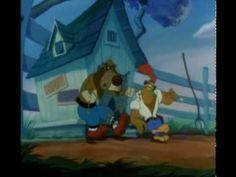 """""""Sun Do Shine"""" from Don Bluth Film: Rock a Doodle"""