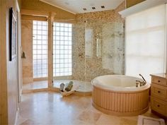 Modern Small Bathroom Mozaic Wall Tile Ideas