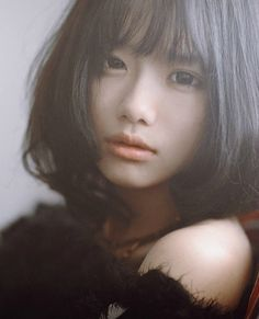 Look at her @Mara, she looks like Changmin!