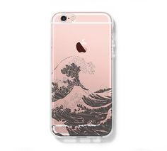 Ocean Wave iPhone 6s Clear Case iPhone 6 Cover iPhone 5s 5 5c Transpar – Acyc