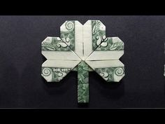 Who likes to make origami? Well, talking about origami, we're acquainted with a designer artist named Won Park. He's good at making cool origami. In fact, he can make origami using the money. It is a Dollar Bill Origami. Dollar Oragami, Dollar Bill Origami, Money Origami, Origami Paper, Money Lei, Dollar Bills, Money Pics, Money Cake, Diy Origami
