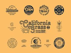 Logos Vintage, Vintage Logo Design, Retro Logos, Vintage Graphic, Typography Logo, Typography Design, Lettering, Self Branding, Logo Branding