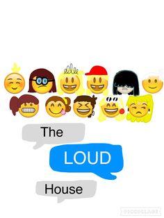 The Emoji House by starstruck957.deviantart.com on @DeviantArt