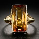 Gemstone Rings - Items all of 535 - Lang Antiques