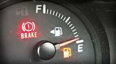 Driving on empty: How far your car can go with the gas light on? Answer: http://autos.yahoo.com/blogs/motoramic/driving-empty-far-car-gas-light-163806598.html#