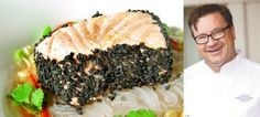 Швеция на столе. №6 Lax med ingefära от Ulf Wagner #Sweden #recipes #gastronomy