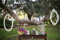 Tea Party Wedding Ideas!