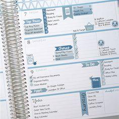 August Horizontal Layout Coordinating Basics by juiceboxcreations