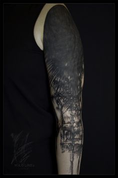 #wildlinestattoo #dodac #dodactattoo #abstracttattoo #colortattoo #inked #ink #linear #cheyennehawk #eternalink #pantheraink #tattrx #tatoogirl #czechtattoo #pilsen#divadlopodlampou Line Tattoos, Tatoos, Czech Tattoo, Cheyenne Hawk, Color Tattoo, Tatting, Ink, Bobbin Lace, India Ink