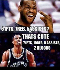 Calm down Labron Basketball Jones, Basketball Is Life, Basketball Teams, Cowboy Spurs, Manu Ginobili, Spurs Fans, David Robinson, Sports Baby, Win Or Lose