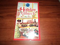 Pillsbury Holiday Classic lll Cookbooks No. 46 Breakfasts & Lunches 1984