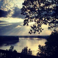 8. Beautiful scenery.