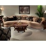 ART Furniture - Cotswold Amanda Toffee Sectional - ART-204509-5003AA-5003AA-5003AA  SPECIAL PRICE: $3,564.00