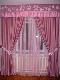 icu ~ Pin on Drapes And Curtains ~ Have a look at this magnificent photo - what a creative project Cute Curtains, Elegant Curtains, Outdoor Curtains, Beautiful Curtains, Curtains With Blinds, Window Curtains, Bedroom Curtains, Window Curtain Designs, Rideaux Design