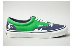 "Vans Vault Era LX ""Palm Leaf"" *sick*"