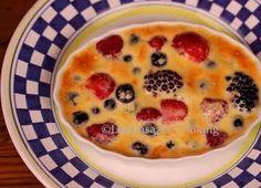 Big Mamma's Italian American Cooking: Zabaglione over Fruit - Zabaglione al Forno su Fru...