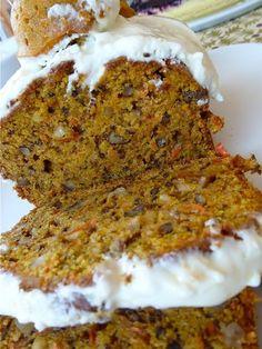 Voilà un moment que le carrot cake me fait de l'oeil et Hélène de «Mais qu'est-ce qu'on mange ce soir ?» a déjà publié deux recettes, je ne pouvais plus la…