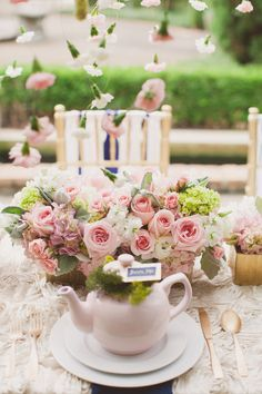 French Bridal Shower by J Layne | Ruffled