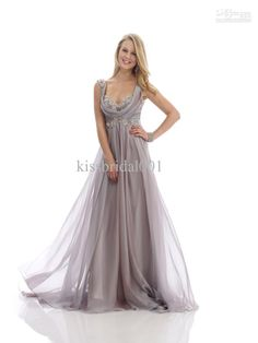 Wholesale Mother of the Bride Dresses - Buy Long Sleeves V Neck ...
