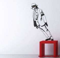 funny micheal jackson wall sticker  Chance to Make Your Funny Ideas to Bring Live