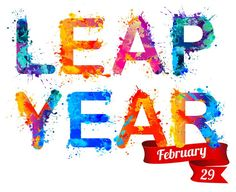"""If you have tried explaining leap year to a young child, the answer may get complicated quickly (after the second """"but why…? Here are a few fun facts about leap year to share with your children or students in celebration. Leap Year Quotes, Happy Leap Day, Enchanted Learning, Astronomy Pictures, Days In February, Facts For Kids, Free Activities, Fun Math, Maths"""