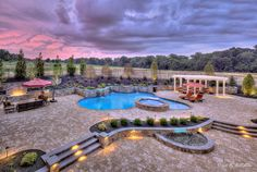 Why should you choose a landscape architect to build your new pool in Maryland? Learn more in our blog.