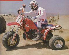 Honda 250R - Marty Hart.