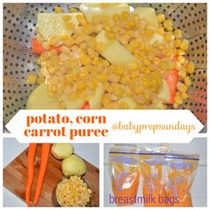 Try this excellent babyfood recipe by babprepsundays.com