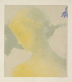 Odilon Redon. Béatrice. 1897